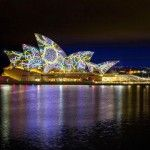 New-look Vivid Sydney app to help festival goers move around