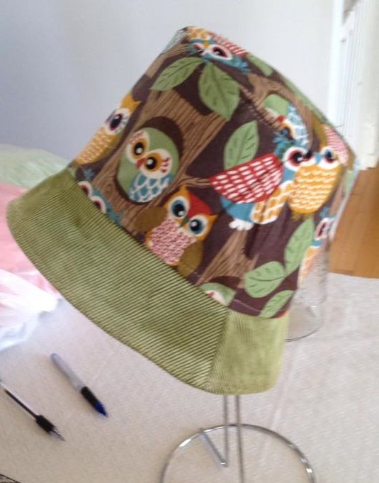 Child's bucket hat