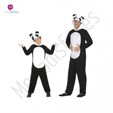 Disfraz de #Oso #Panda Infantil #disfraces para #grupos #comparsas en #mercadisfraces.es tu #tienda de #disfraces #online