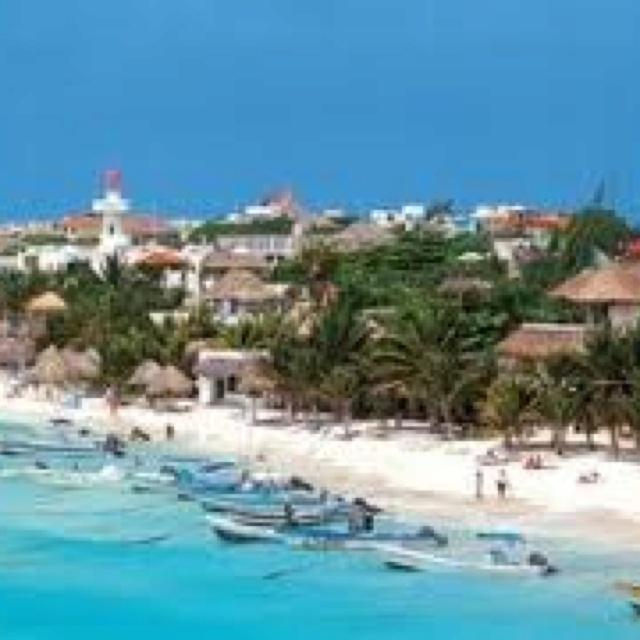 Progresso, Mexico. Honeymoon stop #1