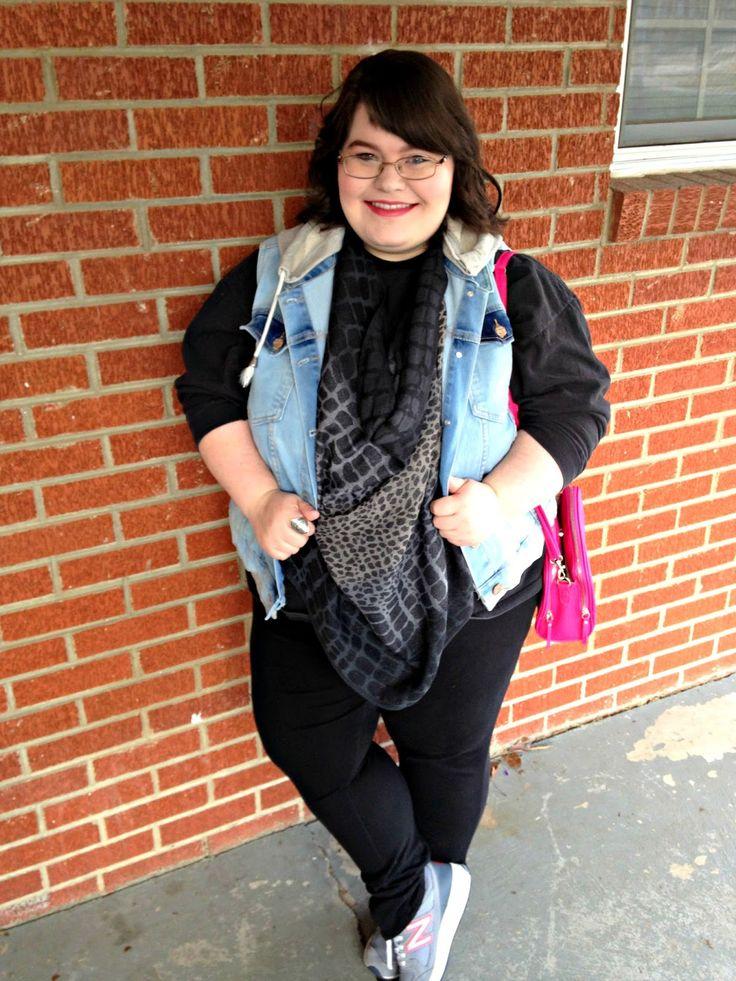 Unique Geek: Plus Size OOTD: Layers Galore #plussizefashion #plussize #plussizestyle #plussizestyleblogger #plussizeblogger: