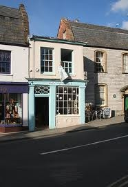 Art Tea Zen in Langport, is a lovely place to go for coffee and cake, very relaxing and great carrot cake!
