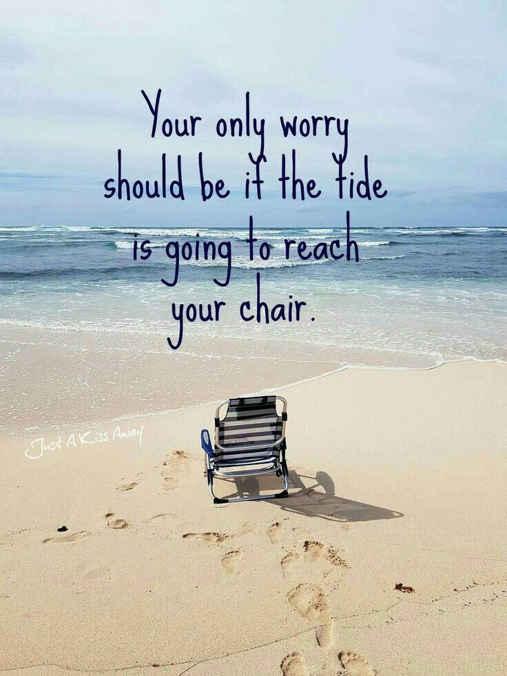 There is no worries in Paradise. | Beach quotes, Summer ...