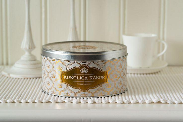 Kungliga kakor by Arbrå Ångbageri