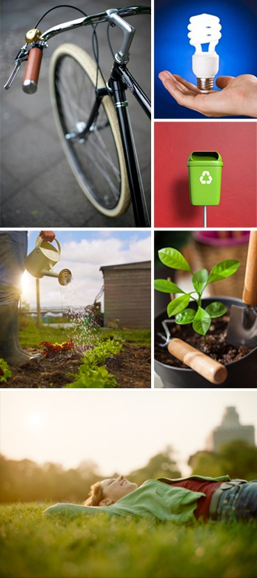 Este año: Cuidaré más a mi planeta