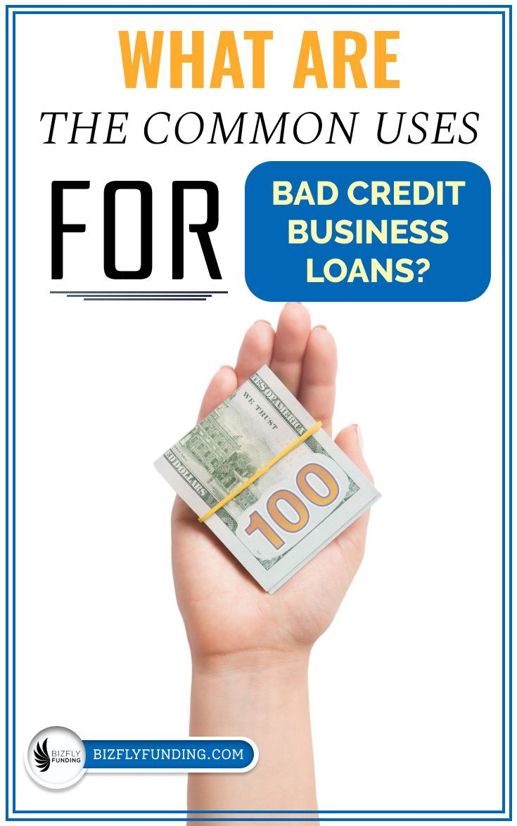 Bad Credit Business Loans In 2020 No Credit Loans Business Loans Small Business Loans