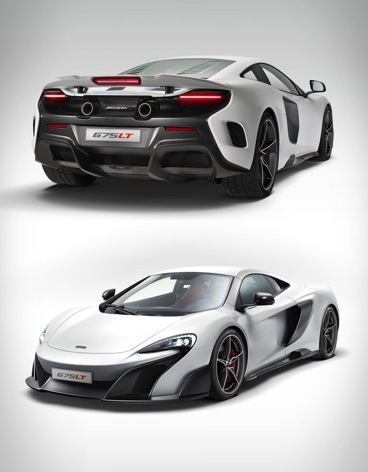 4.) McLaren 675LT- brand new, and ohhhhhh so beautiful. Would have this over the 650S because I like the rounded exhaust, I can't stand those God awful squares such as on the 12C and 650S