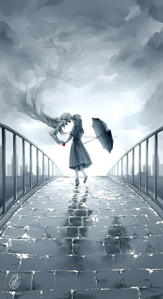 El cielo oscuro que tanto miraba resulto ser el que anelaba....