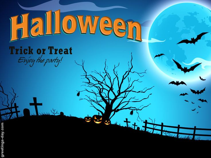 Happy Halloween - Free email greeting cards. - http://greetings-day.com/happy-halloween-free-email-greeting-cards.html