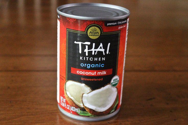 Cómo hacer leche de coco coco Crema-látigo en la crema y utilizarlo en un parfait de baya!