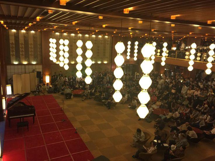ホテルオークラ東京本館とお別れのロビーコンサートが間もなく始まります!