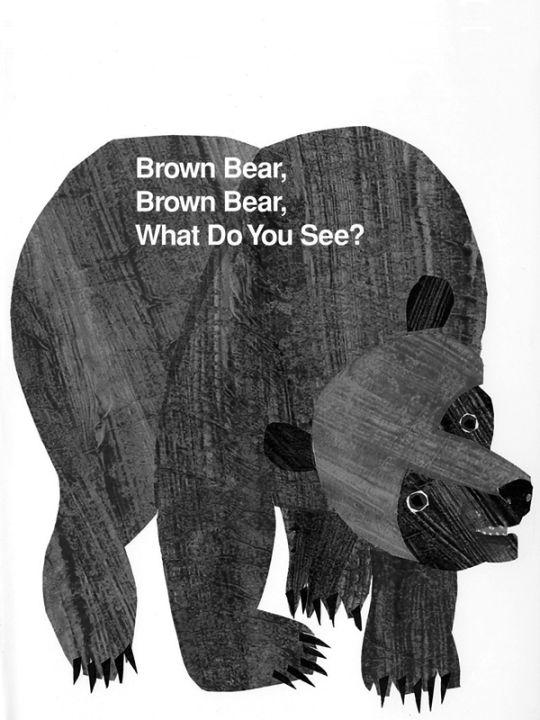 Kindle 4 Screensaver: Brown Bear
