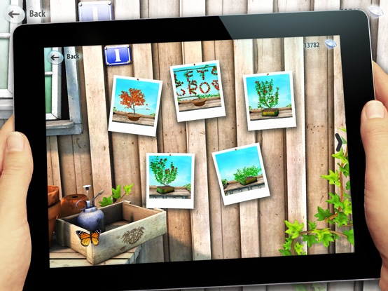 With letsgrow app for iPad you can create a collection of virtual plants... in 3D! www.letsgrowapp.com  #ipad #app #plants #letsgrow