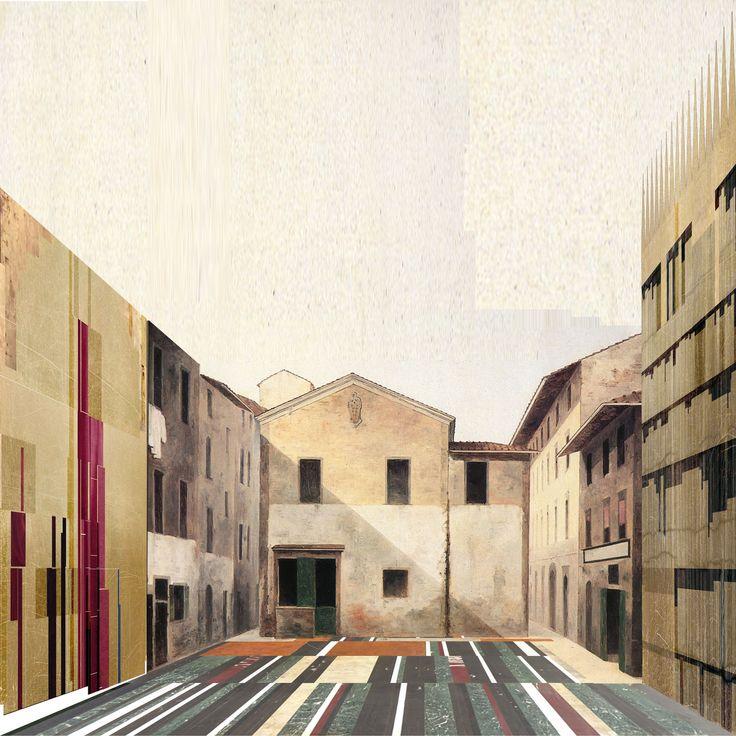 Beniamino Servino. Stanza Urbana. Urban Room.