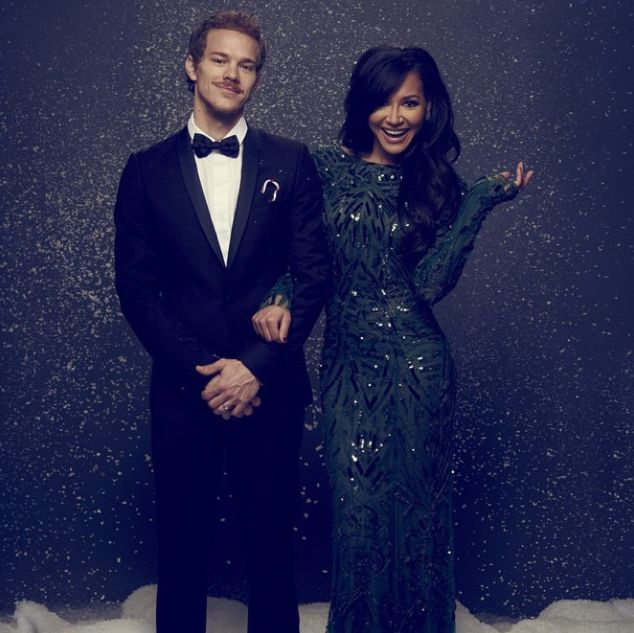 Naya Rivera Is Pregnant! Baby on the Way for Glee Star and Husband Ryan Dorsey