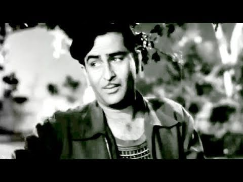 Yeh Raat Bheegi Bheegi - Raj Kapoor, Nargis, Manna Dey, Lata, Chori Chor...