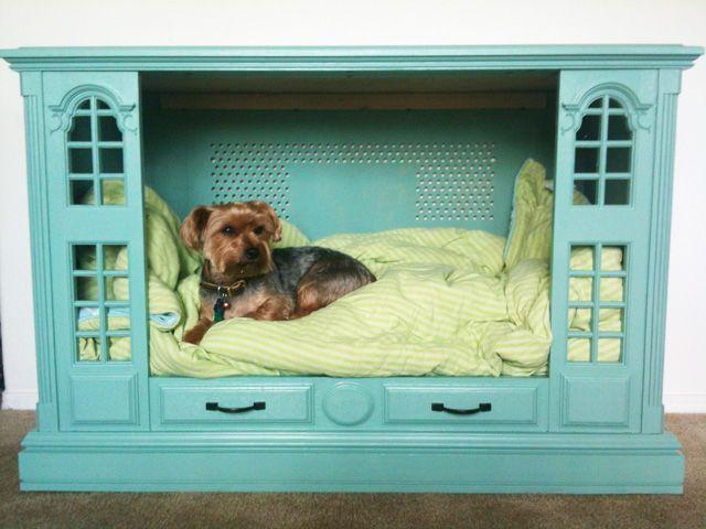11 Adorable DIY Dog Beds  - CountryLiving.com