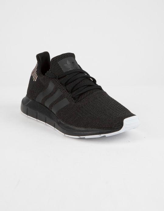 fa8278975 ADIDAS Swift Run Core Black   Carbon Womens Shoes