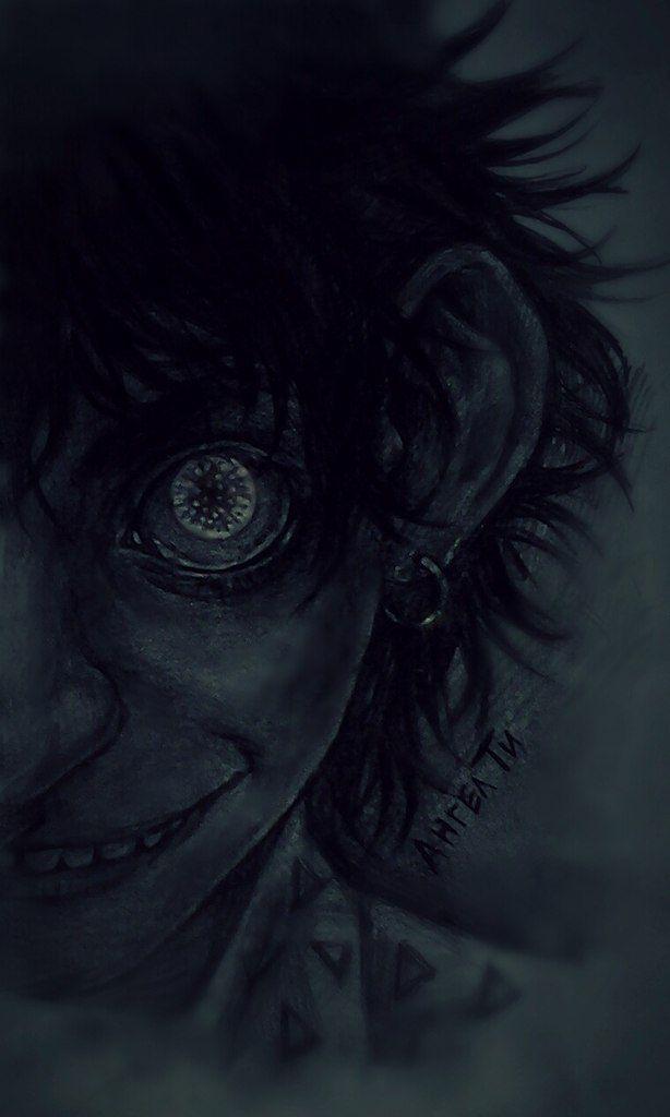 """""""Его круглые совиные глаза были слишком большими, почти бездонными, если смотреть в них долго. Они сияли странным, манящим светом, как небо, ощетинившееся звездами. Кузнечик смотрел дольше, чем следовало. Сияние притянуло его"""" by Ангел Ти"""