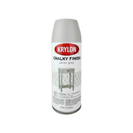 Krylon CHALKY FINISH Chalk Spray Paint