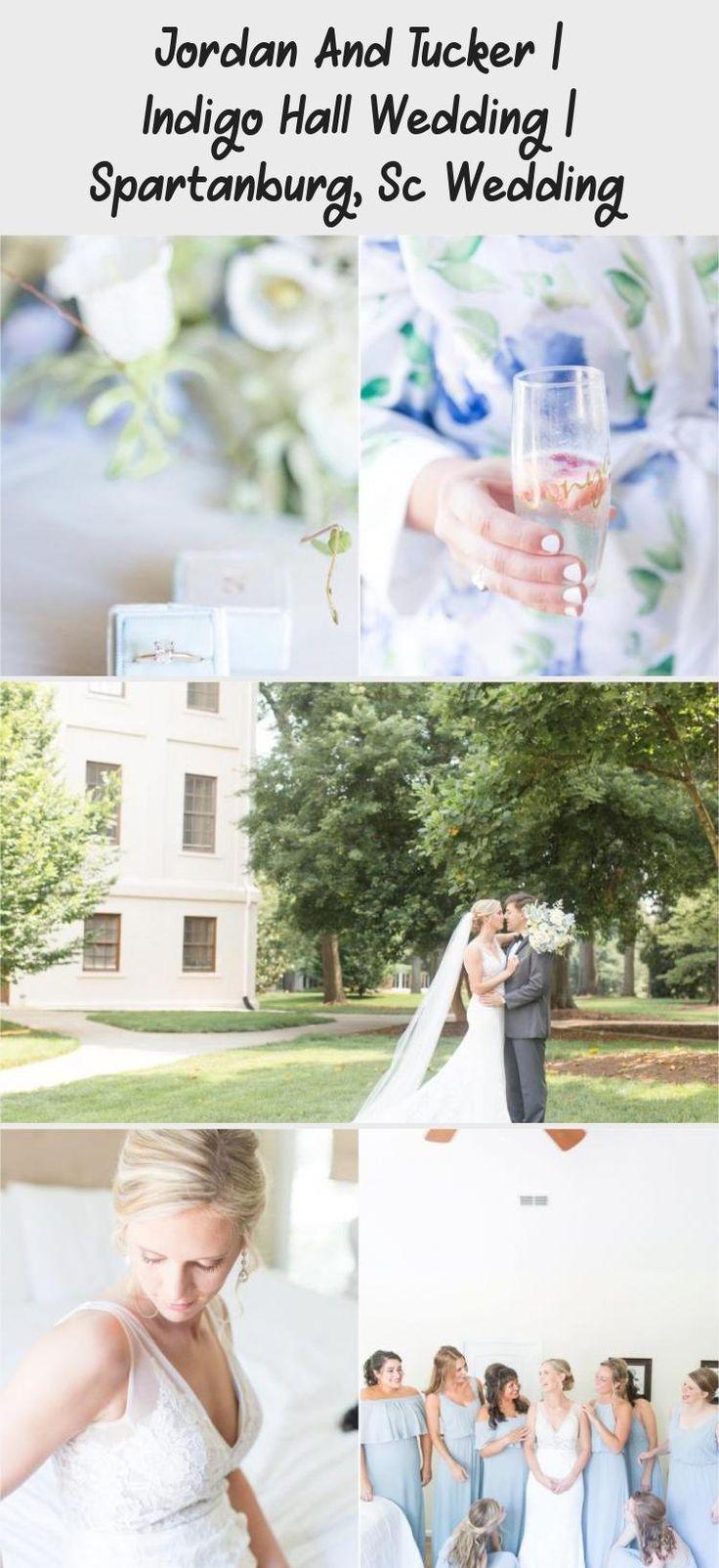 Indigo Hall Spartanburg Wedding | Greenville, SC Wedding Photographer | Christa Rene Photography