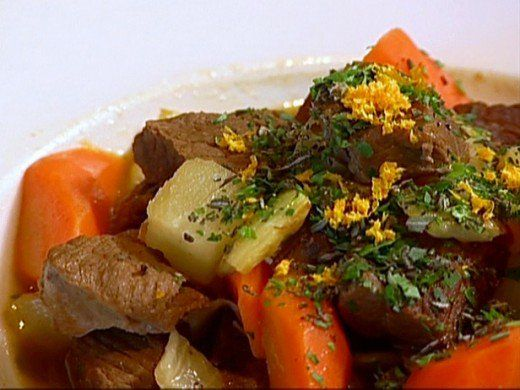 Serve your perfect Irish stew with crusty bread. It's gorgeous comfort food.