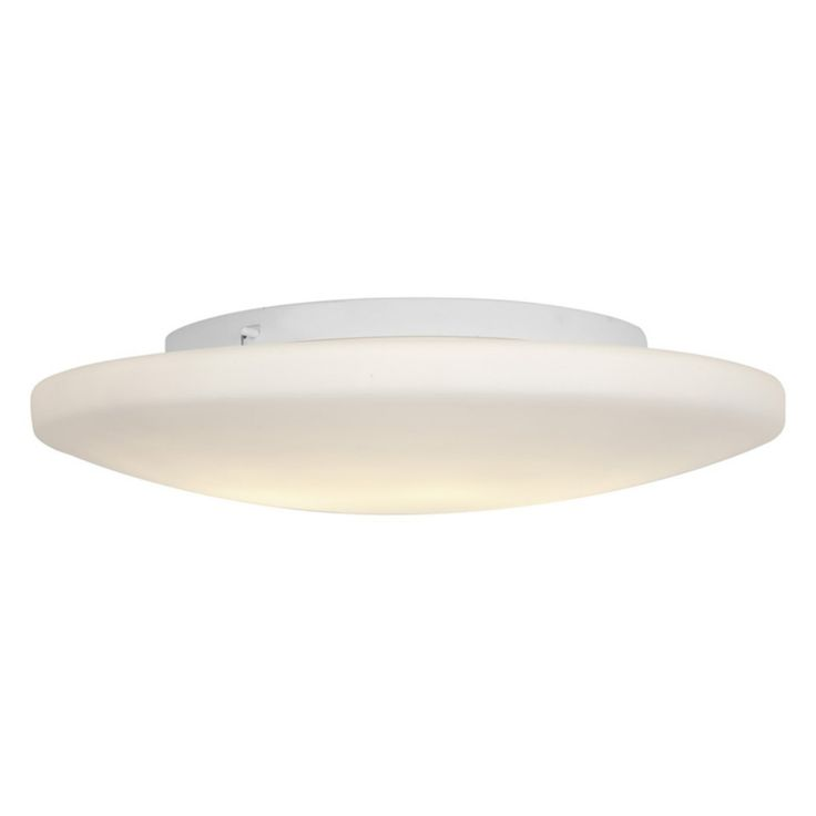 Access Lighting Orion C50162WHOPLEN1218BQ Flush Mount - C50162WHOPLEN1218BQ