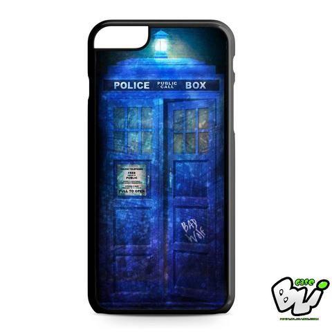 Tardis Concept Blue Galaxy iPhone 6 Plus | iPhone 6S Plus Case