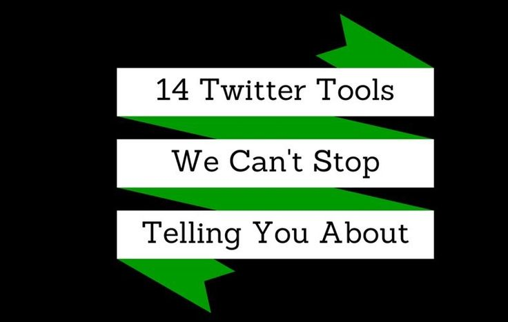 Great twitter automation tools!