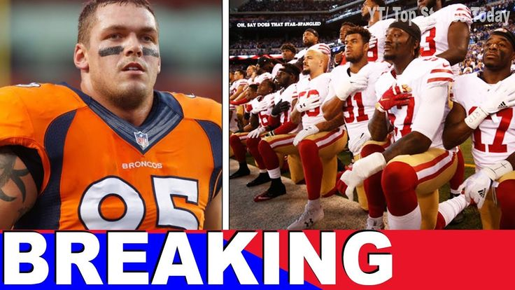 NFL: Broncos Player Just Gave Every Kneeling Player AWESOME Ultimatum Ri...