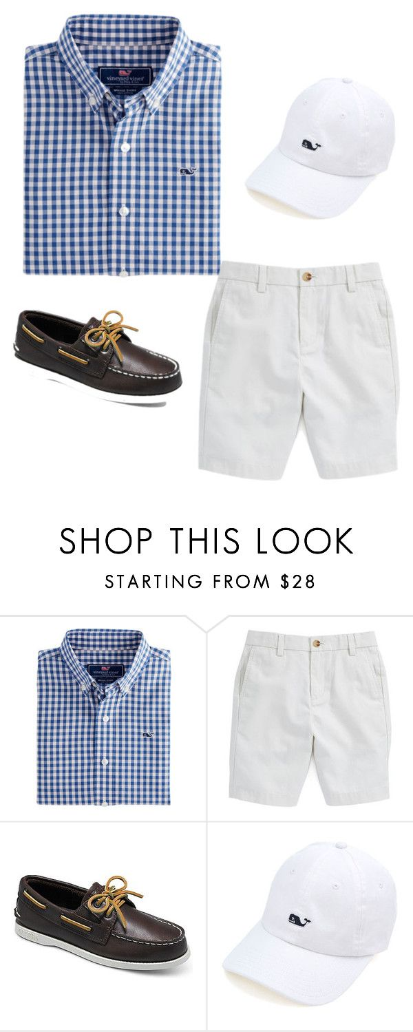 """Boys Preppy 21"" by tobyla on Polyvore featuring Sperry, men's fashion, menswear, vineyardvines, sperry, VV and teenboys"