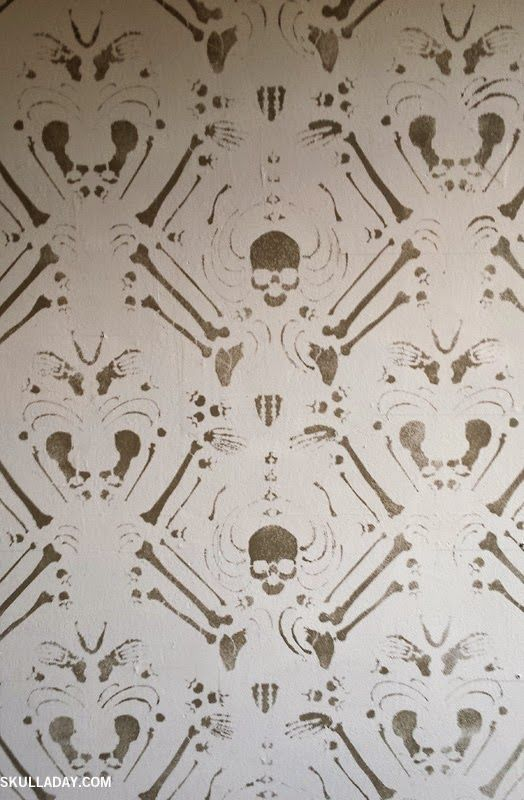 17 Best Ideas About Damask Stencil On Pinterest Damask