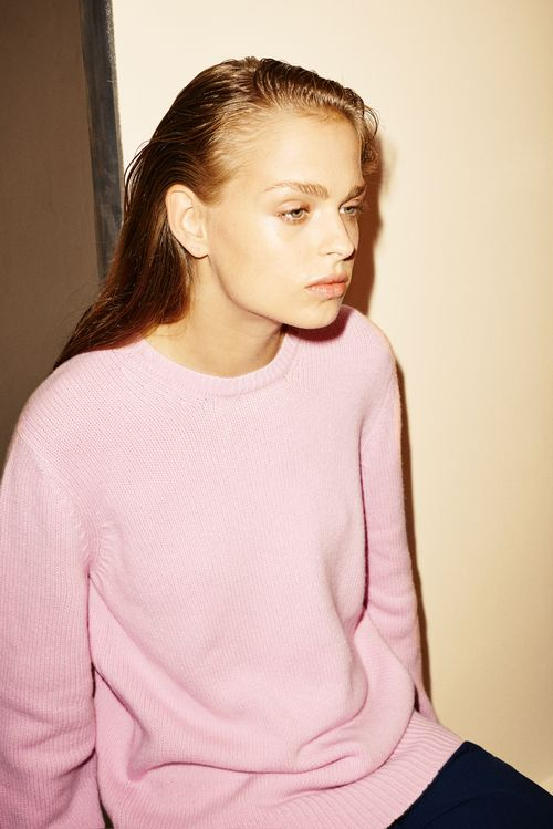 Carla Boy Knit 209.6120.321 Parfait Pink