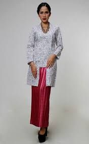 Image result for model kebaya brokat kutu baru modern
