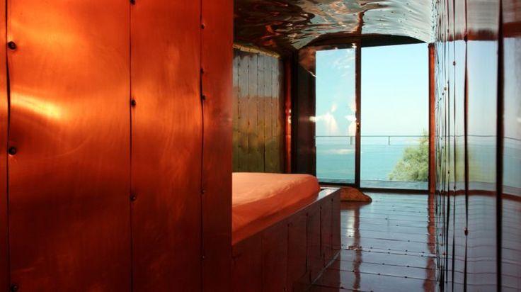 """La Stanza dei Portatori d'Acqua di Atelier sul Mare - The room of """"the water carriers"""" of Atelier sul Mare"""