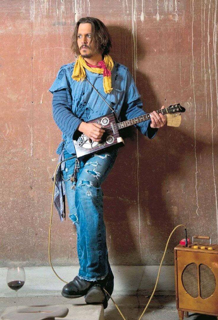 Johnny Depp - Photoshoot 2010