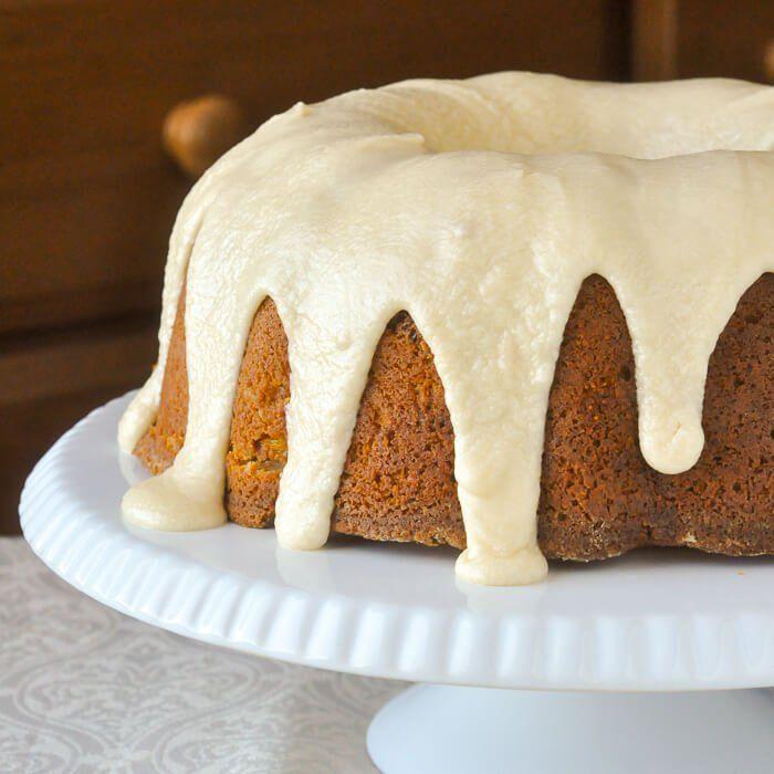 Pina Colada Pineapple Pound Cake