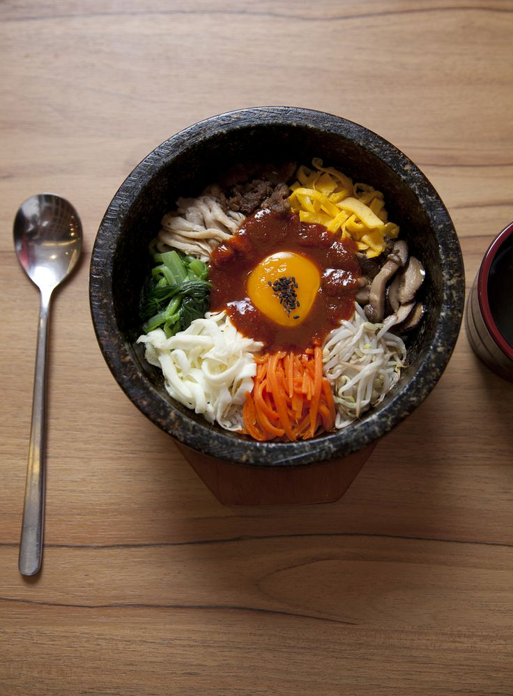 Korean Cravings:  All the best flavours Korean cuisine has to offer in Sydney.