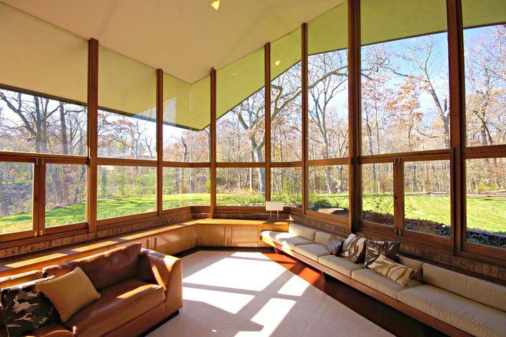 Les 60 meilleures images du tableau frank lloyd wright sur - Frank lloyd wright architecture organique ...