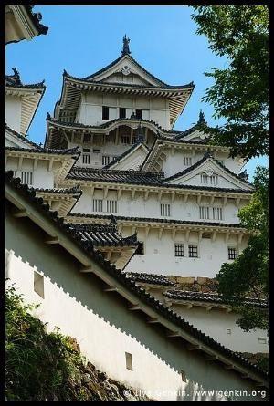 Himeji Castle, Hyogo, Japan by jewell