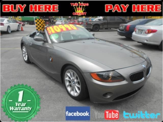 Buy Here Pay Here Luxury Cars Miami