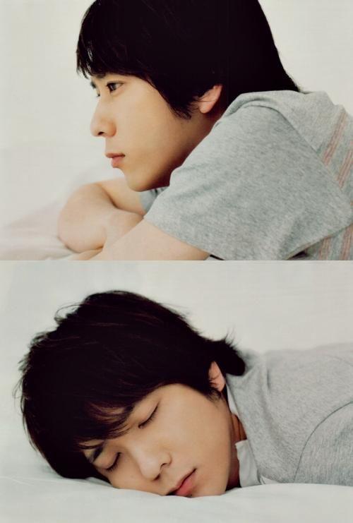 Kazunari Ninomiya aka The Adorable One