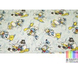 Online disney donald duck stof kopen? Bestel nu bij Happy Textiles!