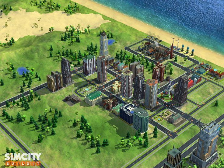 Speel SimCity BuildIt nu! http://bit.ly/1L40lwF