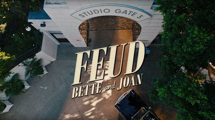 FX has released new teasers for the upcoming Ryan Murphy series Feud. What do you think? Will you watch?