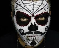 Resultado de imagen para maquillaje para halloween para hombre