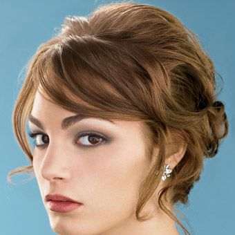 Formal Updos for Any Occasion