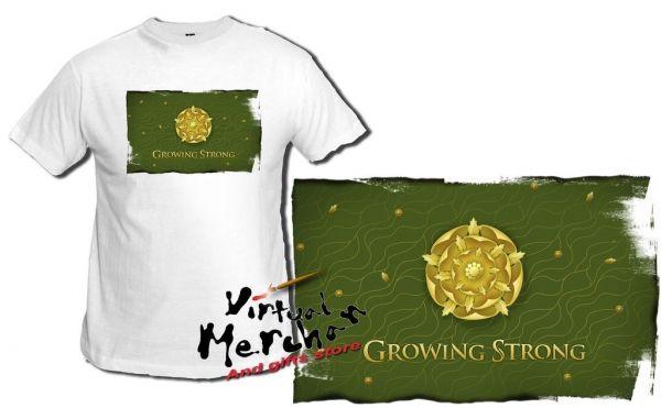 Camiseta Casa Tyrell Juego De Tronos House Tshirt T-Shirt Niño Mujer Girl Xxl - Bekiro