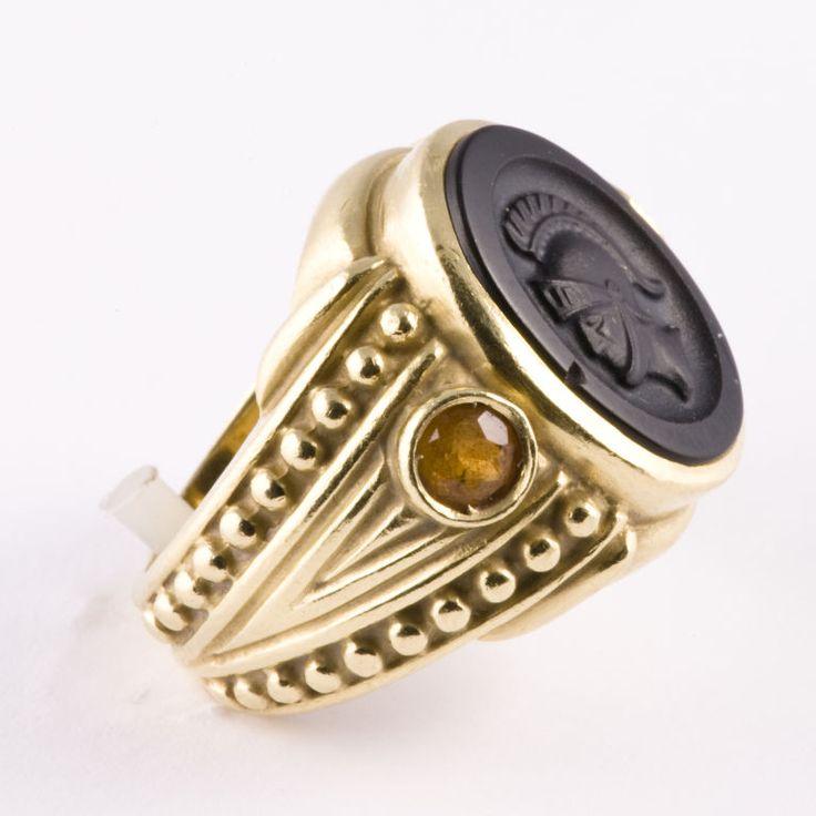 judith ripka intaglio ring