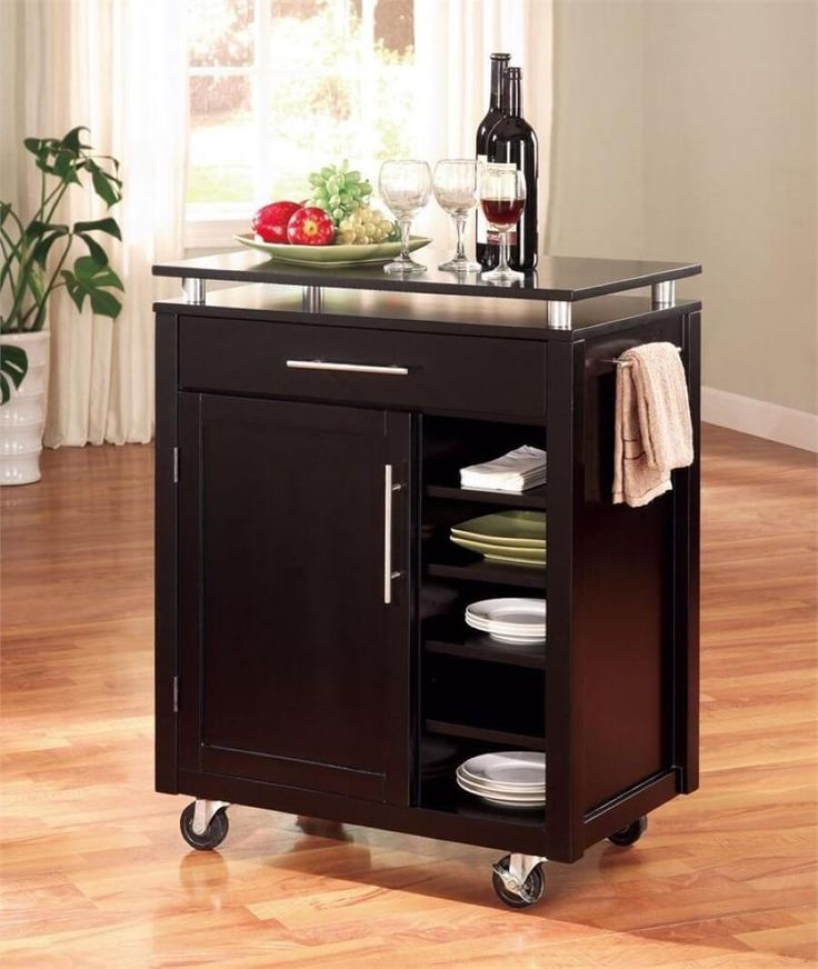 Moveable Kitchen Islands: 17 Best Ideas About Portable Kitchen Island On Pinterest
